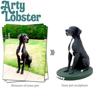 Arty Lobster