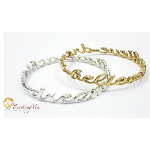 Custom Bracelet Creator