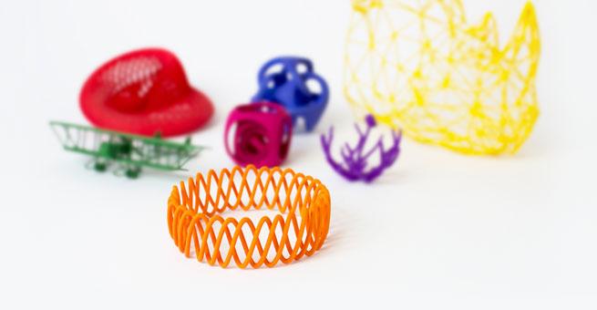 3D Printed Plastics
