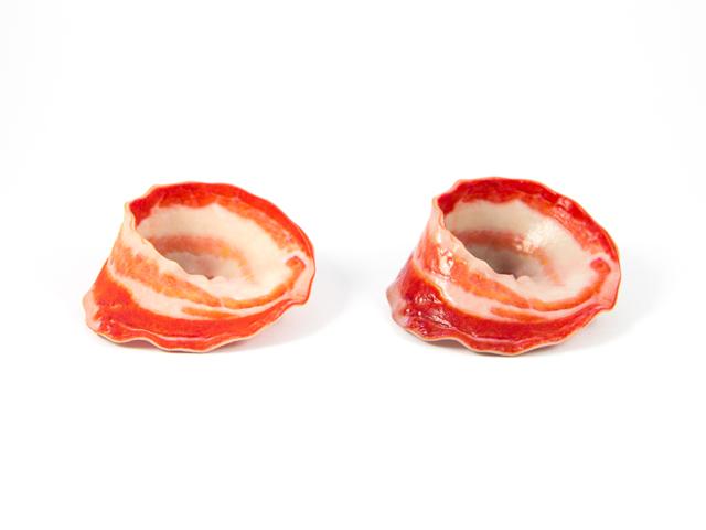 Bacon Mobius Strip by joabaldwin