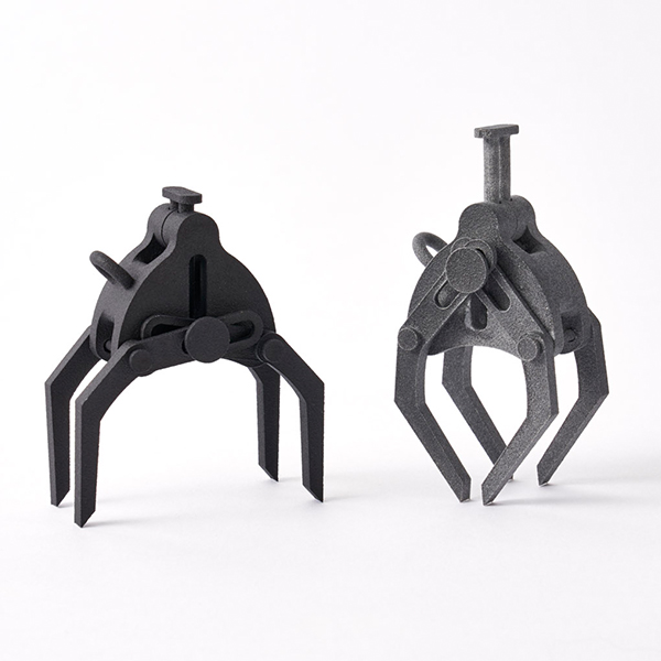 Crane Claws 3D Printed in MJF PA12