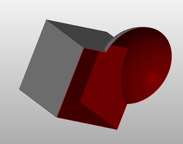 No internal geometry
