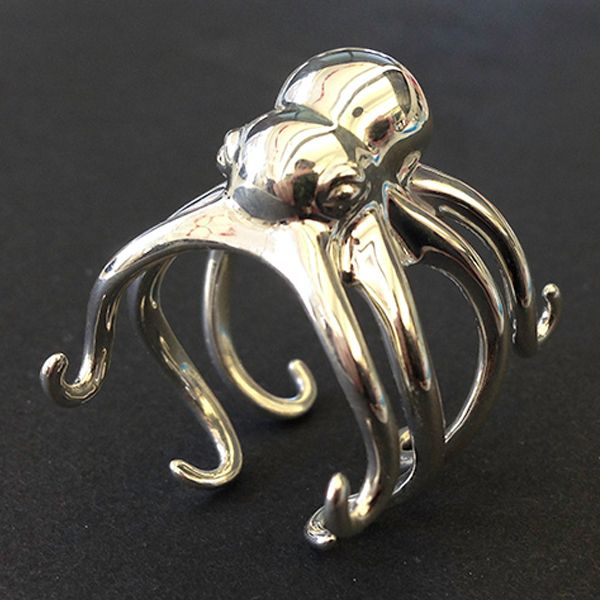 3D Printed Octopus