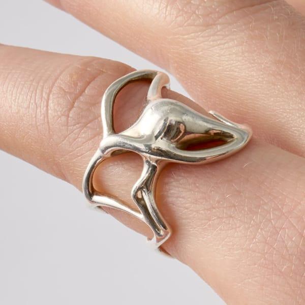 3D Printed Organic Ring