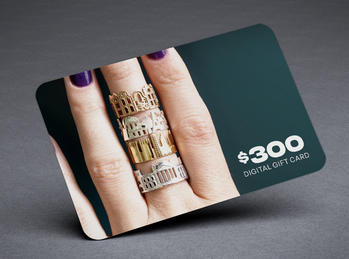 Shapeways $300 Gift Card