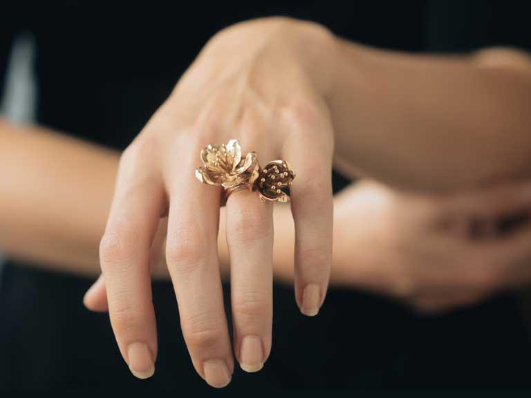 Daisy Ring by Kasia Wisniewski