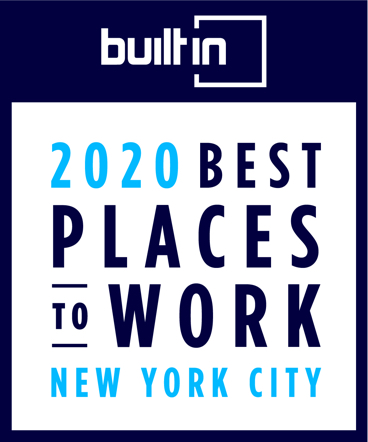 Built in NYC award 2020