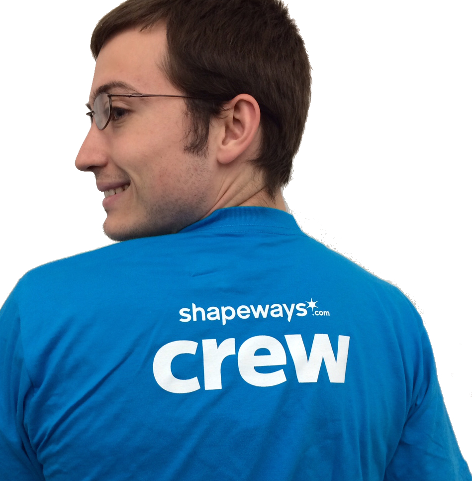 Join Shapeways Crew!