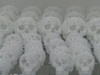 Filigre skull