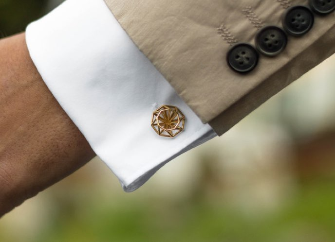 Off the Cuff - Cufflinks