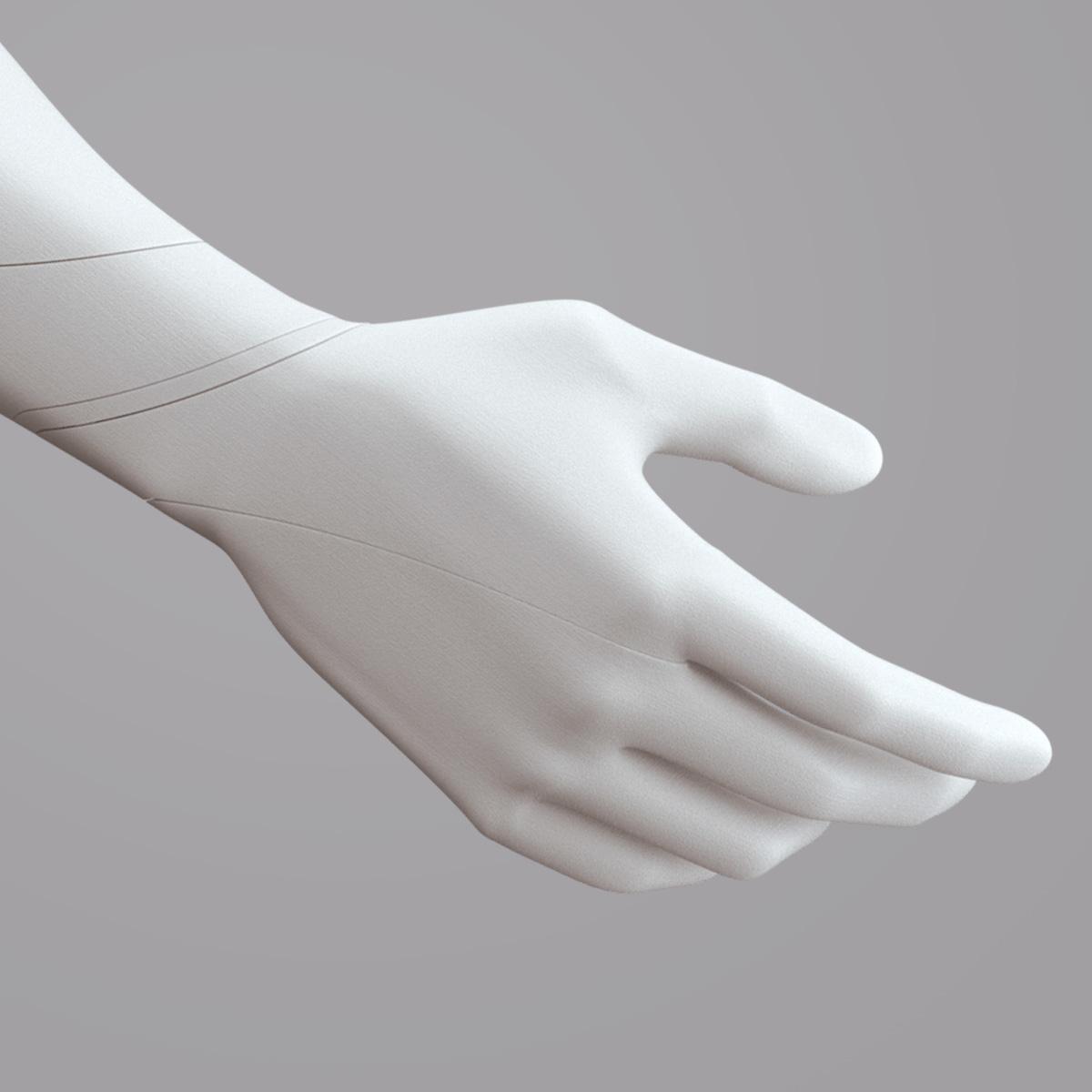 PA11 LOL电竞下注 Printed Prosthetic Hand