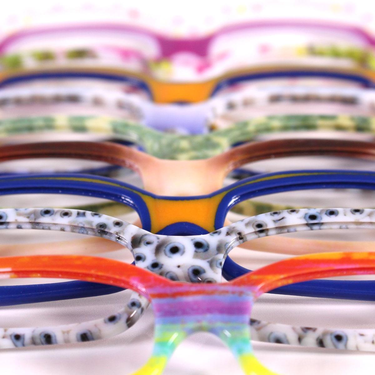 劲爆体育在线直播 Printed Full Color Eyeglass Frames