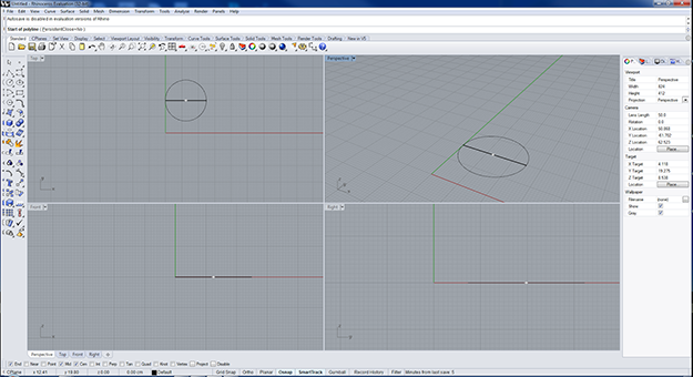 How to Design a Pendant in Rhino &