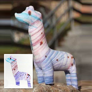 Easy Create Crayon Creatures